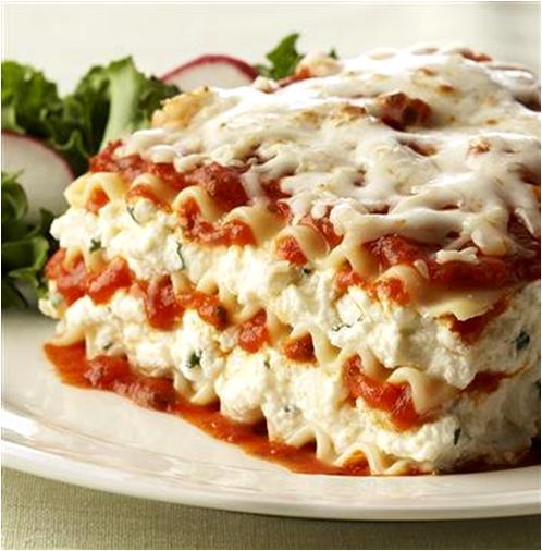 Steps To Make Cheese Lasagna Recipe