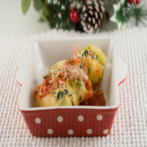 How to Make Cheese Stuffed Pasta Shells