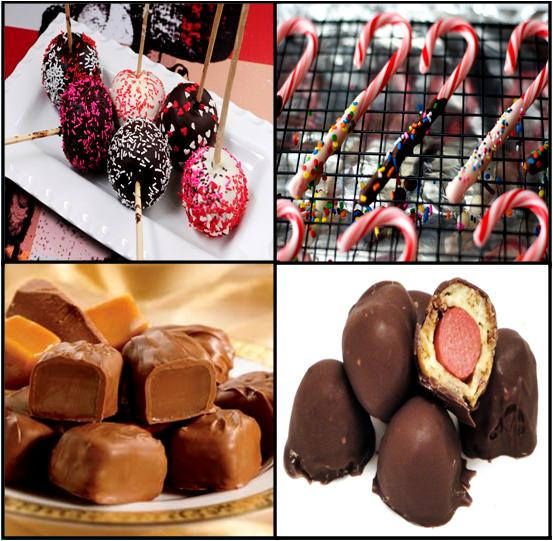 Chocolate Coated Candies