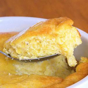 Corn Bread Pudding