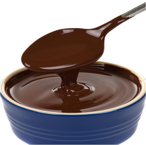 ... Make Sufganiyot for Hanukkah Easy Sour Cream Chocolate Frosting Recipe