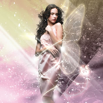 Fairy Dust in Photoshop