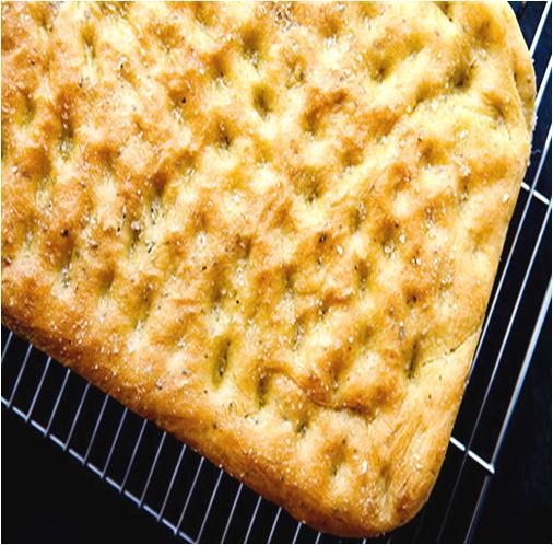 Steps to Make Focaccia Bread Recipe