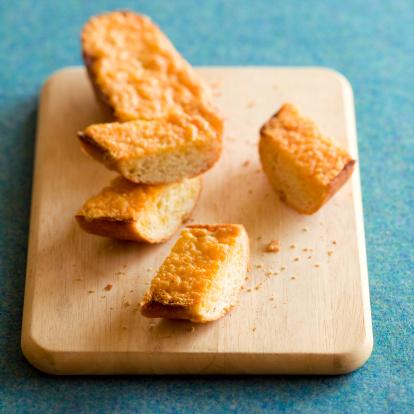 Garlic Bread from Scratch