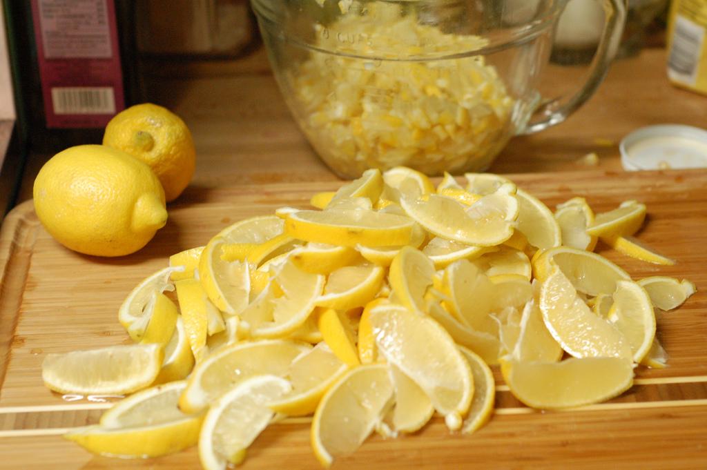 Lemon Marmalade Recipe
