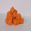 Make Orange Sherbet Fudge Ever