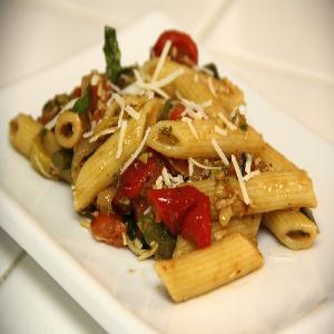 Make Pasta Primavera