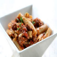 Make Penne Pasta with Meat Sauce