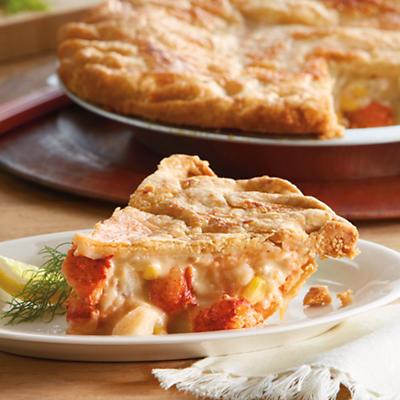 Make Pot Pie Crust from Scratch