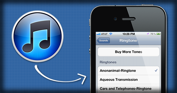 How to Make Ringtones at iTunes