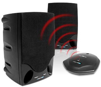Make Surround Sound Wireless