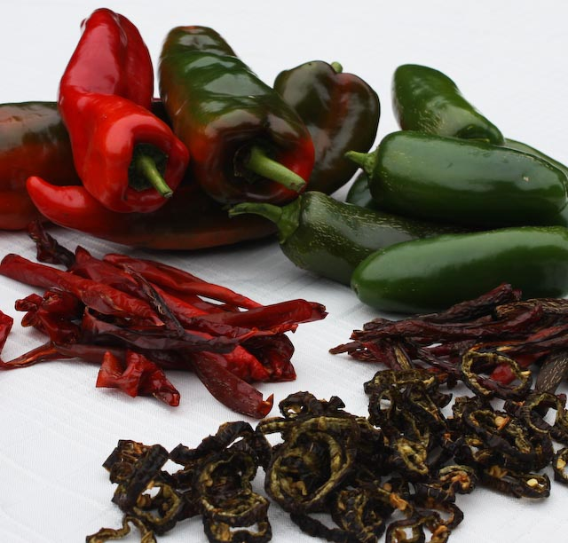Chipotle Peppers