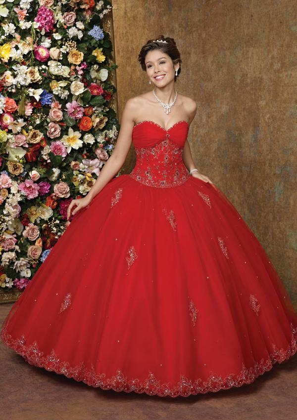 Ball Gown Dress