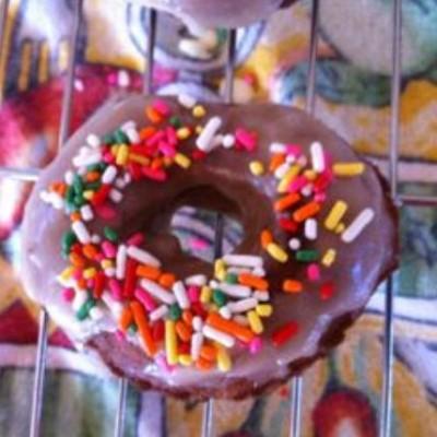 how to make cake donurs