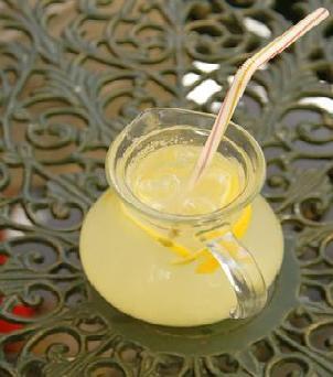 Lemon Maple Cayenne Water Drink