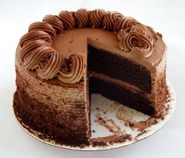 Mock German Chocolate Cake