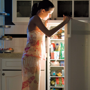 How to Make a Quick Midnight Snack