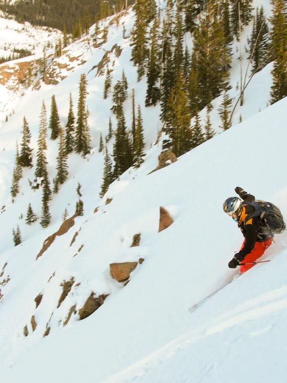 Make a Safe Ski Cut