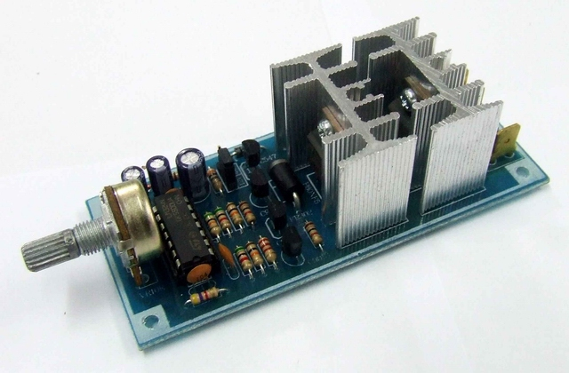 How to Make a Speed Controller for a Dc Motor