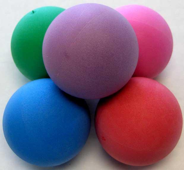 Stress Ball with Flour