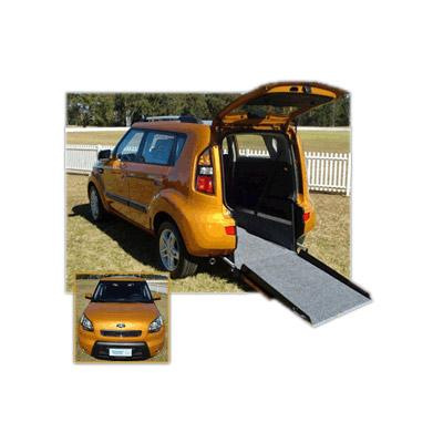 Make a Van Wheelchair Accessible
