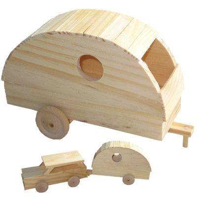 Make a Wooden Monster Truck