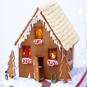 Make an Easy Gingerbread House
