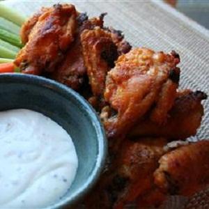 Best Baked Buffalo wings