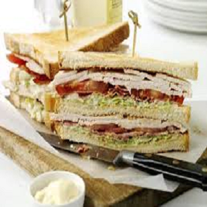 Make the Ultimate Club Sandwich