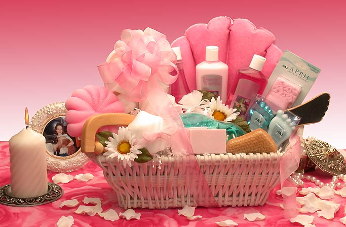 Make the Ultimate Spa Basket
