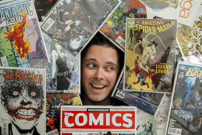 Organize Comic Collection