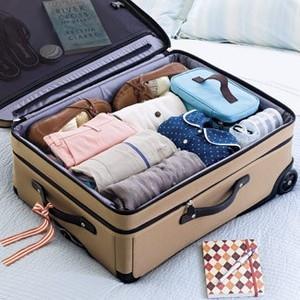 Bus Trip Packing