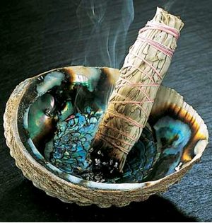 Performing a Smudging Ritual