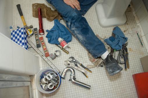 Planning Bathroom Plumbing