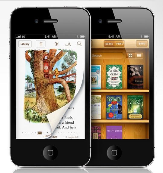 Play Audio Books on iPhone