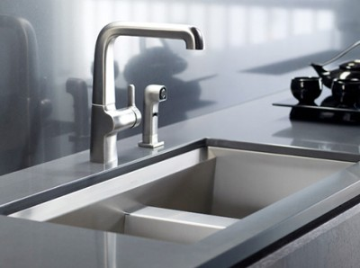 how to plumb a kitchen sink drain with dishwasher