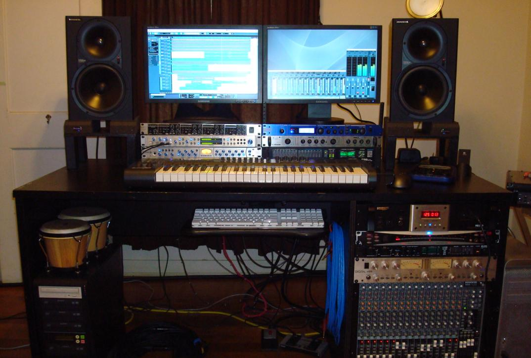 Produce Music with a Digital Audio Workstation