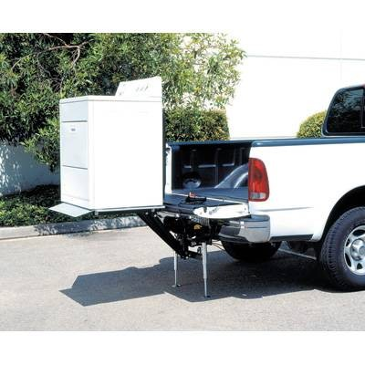 Put Sides on a Pickup for Hauling