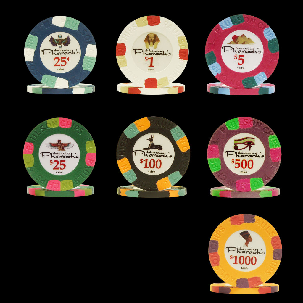 How to Read Casino Chips
