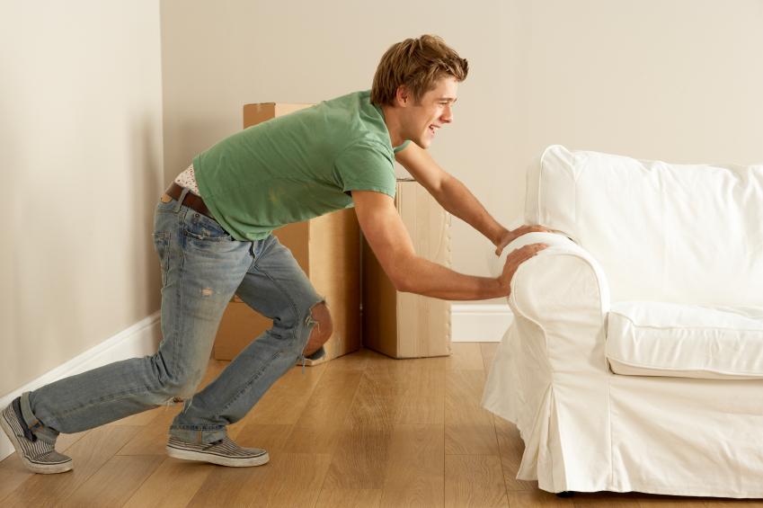Rearrange a Room