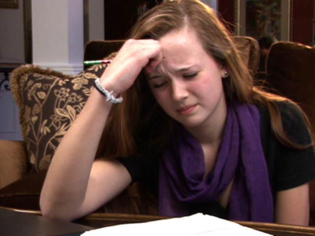 Homework Stress