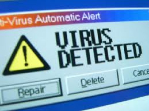 Hotmail Email Virus