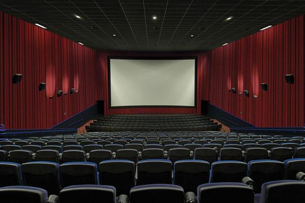 renovating a movie theatre