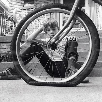 How to Repair a Punctured Tire on a Bike