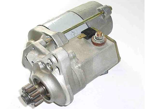 Replace the Starter in a Car
