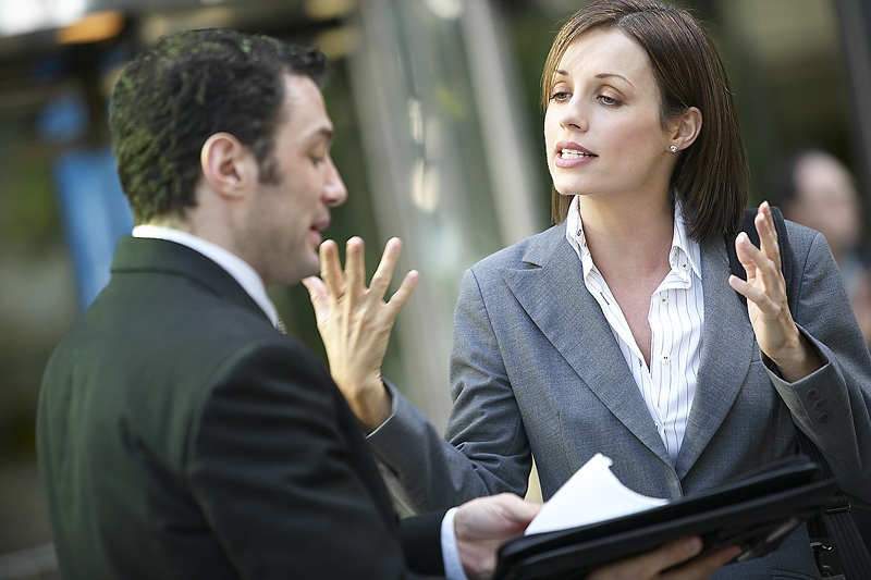 Resolve Conflicts at Work