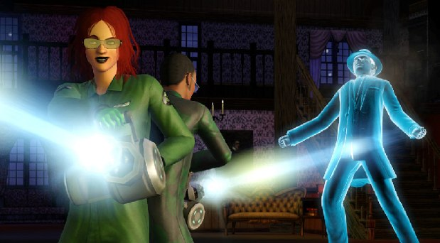 Sims 3 Ambition