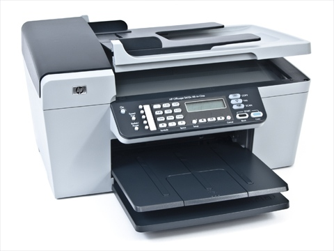 Scan a Document on an All-In-One Printer