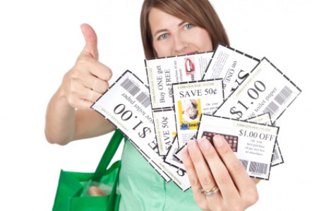 Selling of coupons