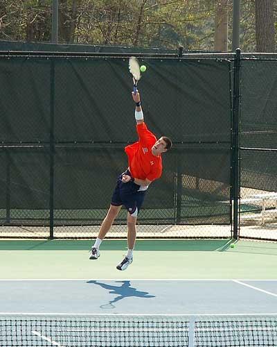 Serving in Tennis